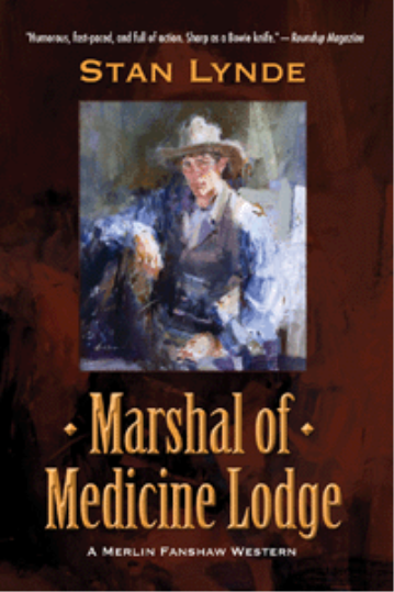 Marshal ofMedicine Lodge